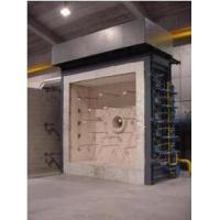 Buy EN1363 Durable Flammability Testing Equipment / Building Component Fire Test Vertical Furnace at wholesale prices