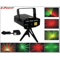 Quality Red and Green Color Mini Laser Stage Light With 20 Patterns Gobos For KTV, DJ Club  S-20 for sale