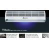 Titan 1 super thin series air curtain for sale