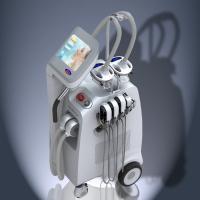 China Adjustable I Lipo Laser Machine Cryo Handle 800w Body Machine 635nm for sale
