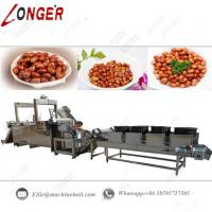 China Fried Peanut Processing Machine|Peanut Processing Machine|Fried Peanut Processing Line|Peanut Fryer Machine on sale