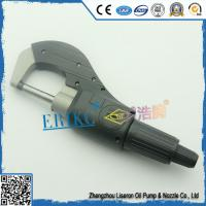 Quality ERIKC digital micrometer gauge , E1024006 auto fuel  engine part micrometer for common rail system for sale
