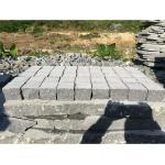 Quality Dark Grey Granite Paving Stones Exterior Decoration Eco - Friendly for sale