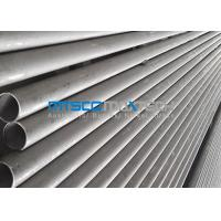 Quality ASTM A790 Big Duplex Steel Pipe 6000mm Stainless Seamless Cold Rolled Pipe for sale
