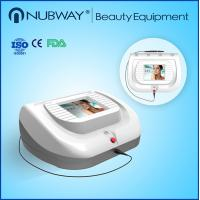 Quality Nubway best selling RBS high frequency 30MHZ vascular removal / spider vein removal for sale