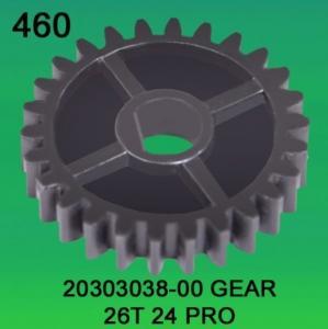 Quality Noritsu LP24 pro minilab Gear 20303038 / 20303038-00 / H153063-00 / H153063 for sale