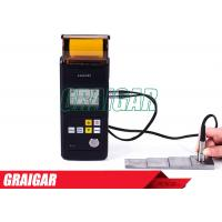 Quality High Accuracy Ultrasonic Thickness Tester / Ultrasonic Thickness Gauges for sale