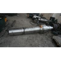 China GB ASTM Industrial 20crmnmo Heavy Steel Forgings , Alloy Steel Forged Fan Shafts on sale