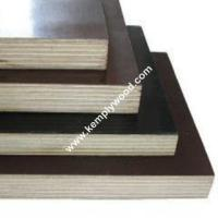 Quality Phenolic board for concrete form work, building shuttering film faced plywood,best quality film faced plywood for bridge for sale