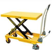 Quality 150-500 Kgs Hand Lift Table A201 for sale
