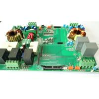 Quality IPC 2 SMT PCB Assembly Green Mask Standard Thickness , FR4 Quick Turn PCB Assembly for sale