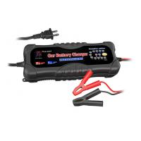 China 24V Hight Power Automatic Car Battery Chargers With LED Display on sale
