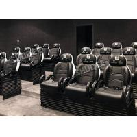 Quality Luxury Mition 5D Cinema Equipment As 5D Flight Simulators Cinema in Saudi Arabia With Vibration Effect for sale