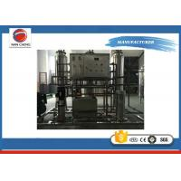 Quality Water Plant Reverse Osmosis Filtration System , Reverse Osmosis Water Filter System for sale