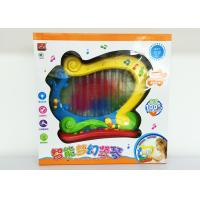 Quality Educational Learning Tool  Kids Music Toys with Colorful Flashing Lights for sale