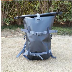 China Outdoor Waterproof Dry Sack / Waterproof Backpack For Kayaking on sale