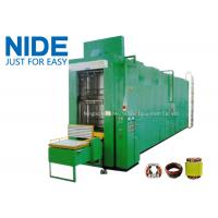 Buy 32 position Trickle Impregnation Machine / Automatic stator varnish machine at wholesale prices