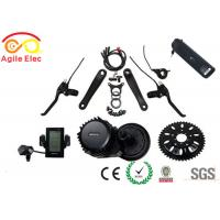 Buy 500W bafang Mid Drive Electric Bicycle Motor Kit With Hailong Type Battery at wholesale prices