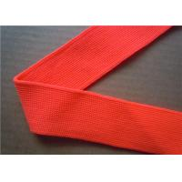 Quality Embroidered Silk Satin Ribbon Patterned High Tenacity For Clothes for sale