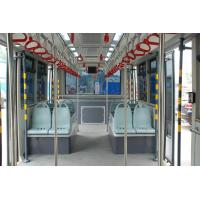 Buy Full Aluminum Body Electric Shuttle Bus To The Airport Apron Bus at wholesale prices