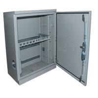 Quality Wall Mountable Small Size Standard Network Server Cabinet For Network Center Telecom Room for sale