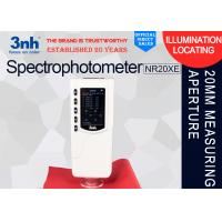 Quality NR20XE Color Matching Spectrophotometer for Surface Stripe / Wet Products Beef Mutton Testing for sale