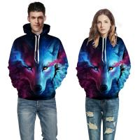 Quality Cool 100% Cotton Lovers Matching Couple Hoodies King And Queen Autumn for sale