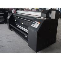 Quality Large Format Roll To Roll Polyester / Cotton Fabric Printing Machine 50Hz / 60Hz for sale