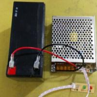 Buy cheap 12v 3a 5a power supply with back up battery automatic battery charger for access control machine from wholesalers