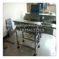 Quality SLCW-800 check weighing systems in Indonesia for cream candy online checking for sale