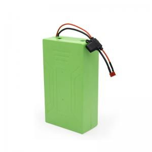 Quality CC CV 48V 15Ah Rechargeable Lithium Battery Packs 1C Discharge for sale