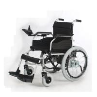 Quality Professional Steel Frame Motorised Wheel Chair Automated Adult / Kids Wheelchair for sale