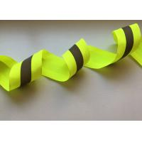 Buy 3m Clear reflective tape for clothing Custom heat transfer printed reflective tape for garment at wholesale prices