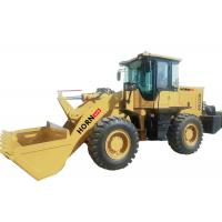 Quality Professional Front End Compact Wheel Loader With 3000kg Rated Load Low Noise for sale