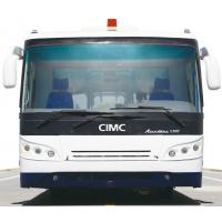 Quality Professional 102 Passenger 200 Liter Airport Passenger Bus With PPG Painting for sale