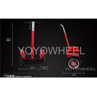 Quality Two Wheel Stand Up red 1000w Electric Chariot Scooter ,  segway electric scooter for sale