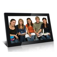 Big 21.5 Inch FHD High Resolution Digital Picture Frame With Video Loop Play