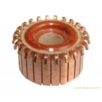 Quality Electric motor commutator for sale
