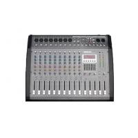Quality 4 Aux sound DJ Audio Mixer , 20CH Professional powered mixer with USB / SD for sale