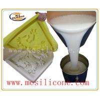 China RTV-2 Silicone for Grc Decor Mouldings on sale