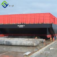 Quality Ship launching use marine rubber air bag marine airbag, ship launching airbags for sale