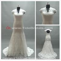 Quality Lace wedding dress bridal gown #AS7129 for sale
