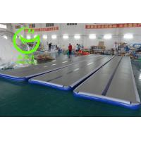 Buy high quality  Tumble Track Inflatable Air Mat for Gymnastics GT-GYMT-004 at wholesale prices