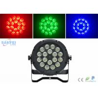 Quality 18pcs Water proof LED Par Stage Lights 230 W Eotic Gradual Change for sale
