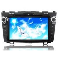 Quality 8 Inch honda CRV Car Digital DVD GPS Player with Bluetooth,Cooling Fan,DVB-T / ISDB-T for sale