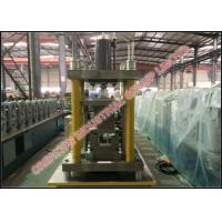 China Cold-Formed Steel C-Studs Cold Roll Forming Machine for Roof & Wall Framing System on sale