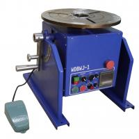 China Table Top Automatic Welding Positioner Rotary Welding Table CE Approved on sale