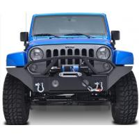 Quality Front Bumper Guard for Jeep Wrangler for sale