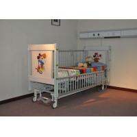 Quality Automatic Pediatric Hospital Beds With Telescopic Aluminum Alloy Side Rails for sale