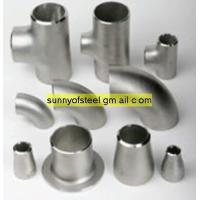 Quality ASTM B-366 ASME SB-366  ALLOY C-4 pipe fittings for sale